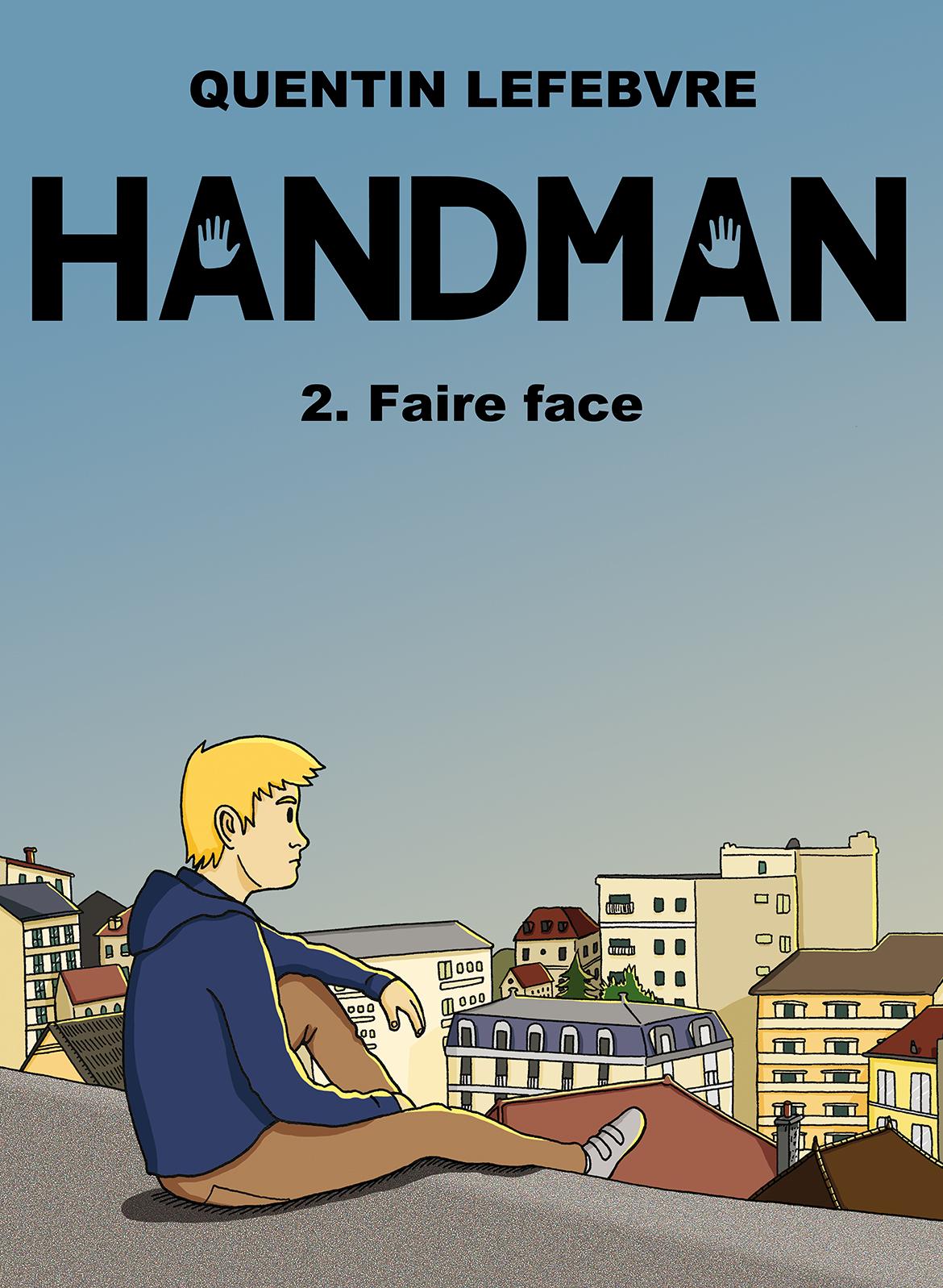 Handman2 la couverture