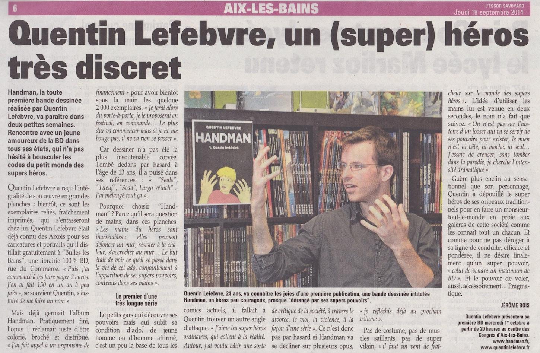 article-de-journal-lessor-savoyard-du-18septembre2014-parle-de-handman