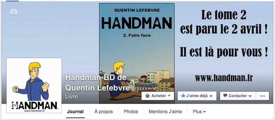 handman facebook