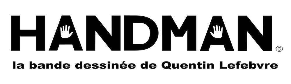 Handman, la BD de Quentin Lefebvre
