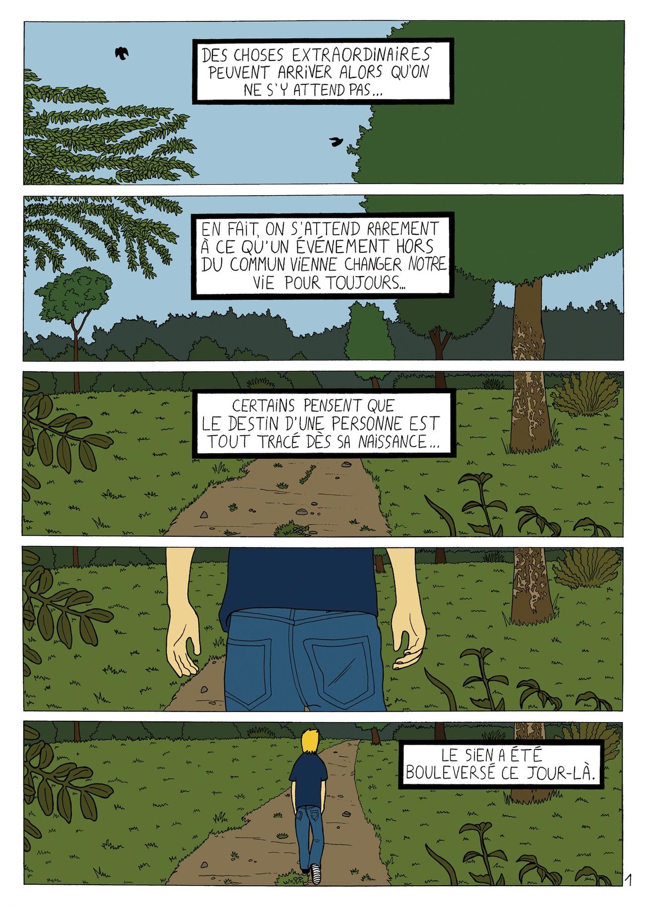 handman tome1 page1 par quentin lefebvre